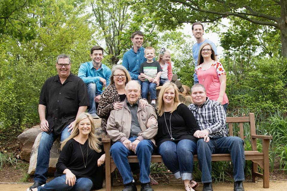 sweet charlie may family